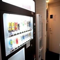 2階自動販売機