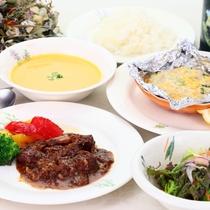 """*ご夕食◆女将手作り""""欧風家庭料理"""""""