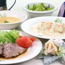 """*ご夕食◆手作り""""欧風家庭料理"""" 毎日献立はかわります"""