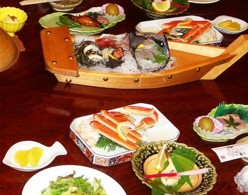 ★海まで近い宿!舟盛付き夏軽会席料理プラン