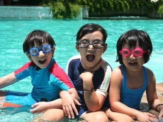 【家族旅行応援】夏休み!流れるプールで湯河原の夏を思いきり満喫!お子様宿泊半額♪夕食時1ドリンク付♪