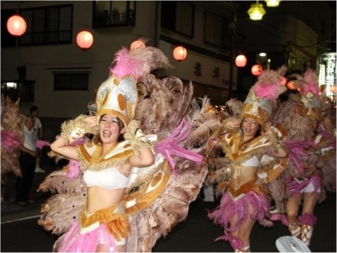 サンバパレード【7月下旬】