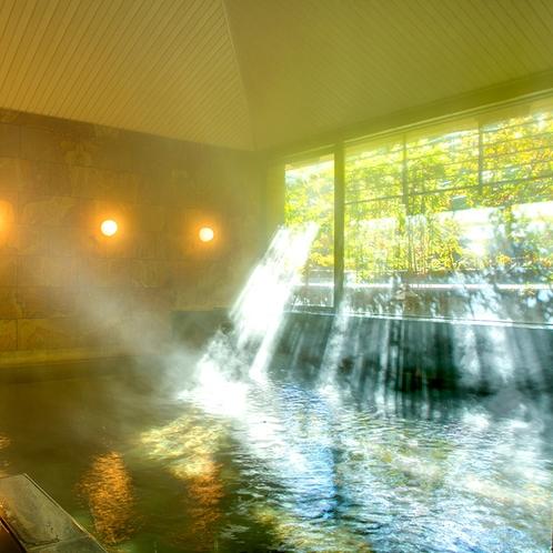 湯の里杉菜の大浴場