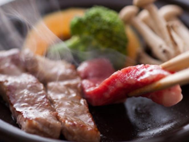 肉汁たっぷり和牛ステーキ