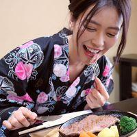 【0泊夕食付】◇極上米沢牛サーロイン180gステーキ◇で贅沢に★こだわりのA4ランク★