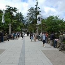 【周辺観光】上杉神社観光