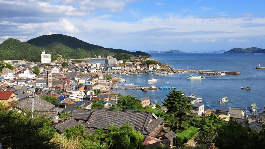 鞆の浦(写真提供:広島県)