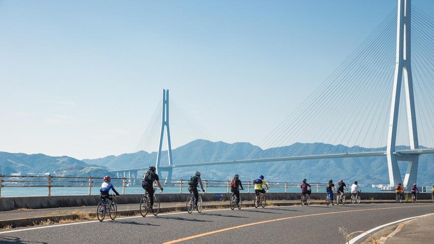 しまなみ海道(写真提供:広島県)
