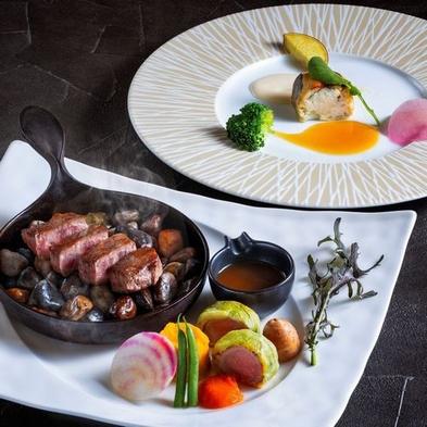 【LuxuryDaysセール】 道南食材使用!函館のイカや道産牛を堪能!