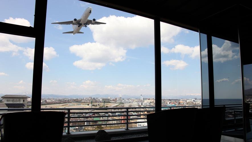 【SKY SALON BOUKYOU】函館空港からすぐそばの立地。