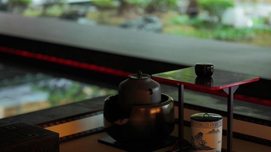 【茶室 夢窓庵】日本の心を伝える茶室。