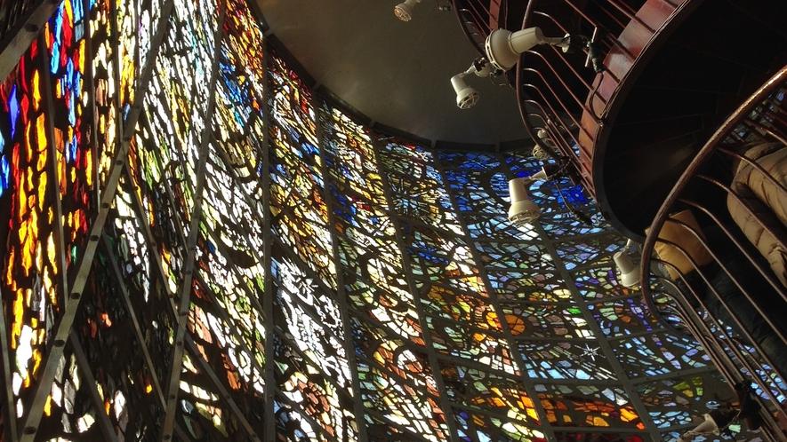 *【周辺観光】彫刻の森美術館/広い敷地に様々な芸術作品が展示されています。