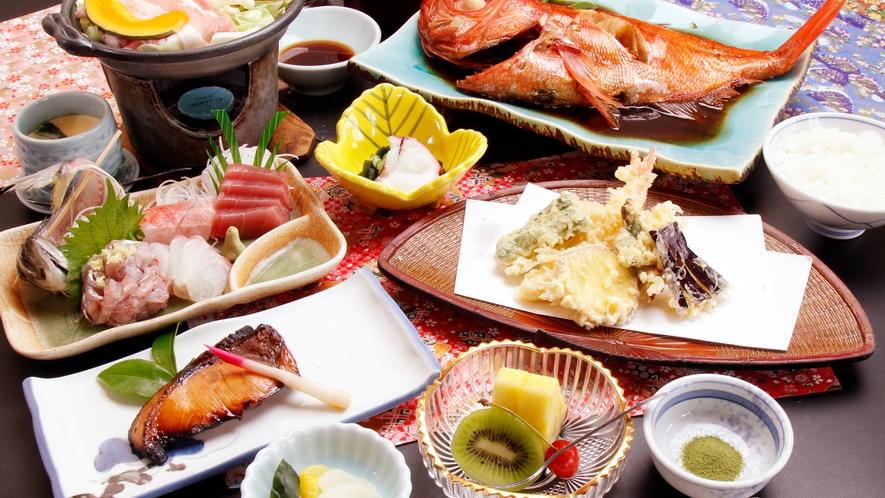 【うまみが凝縮!】ふっくらと脂ののった金目鯛は、煮つけにするととろけるようなやわらかさに!
