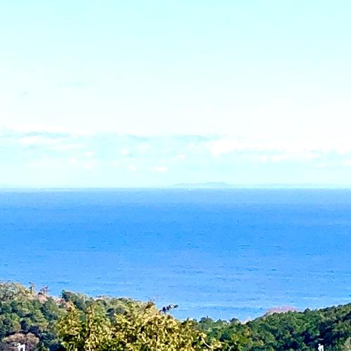 海が見えた。