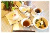 ベネカフェ朝食