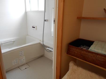 4名部屋バストイレ付 禁煙