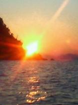 常神半島夕陽