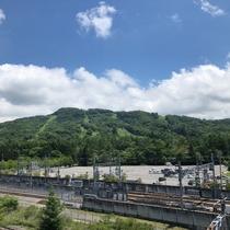 軽井沢プリンスホテルスキー場 (夏)