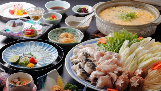 【若狭ふぐ遊膳】味も値段も大満足★ふぐいっぱいで幸せ◎ふぐ料理6品!