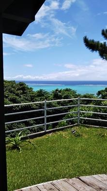 【ディナー1回付き・連泊エコプラン 2泊】絶景リゾート 紺碧の海を望むダブルルーム