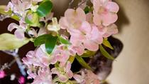 *お部屋を彩る季節の花