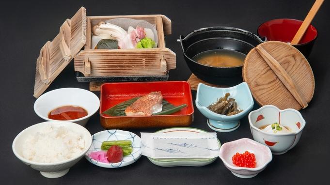 【美味しいプラン】新潟の厳選食材のメインが2つ!旬を味わう海鮮&和牛ステーキ(1泊2食)