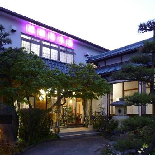 旅館 橋本屋 外観