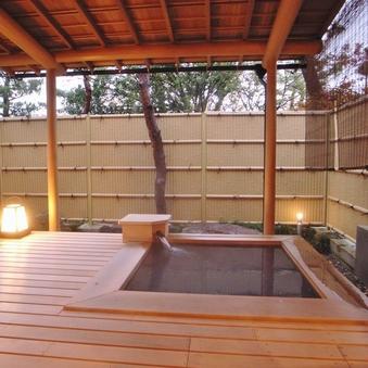 露天風呂付和室10畳 (広縁+トイレ+シャワー室)