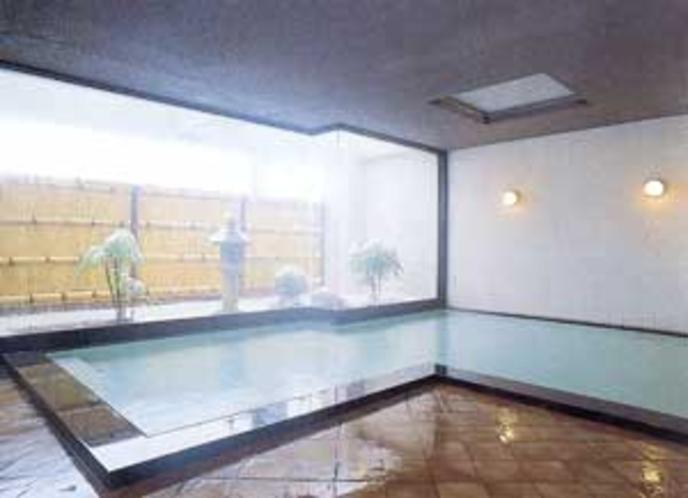 温泉大浴場「白狐」