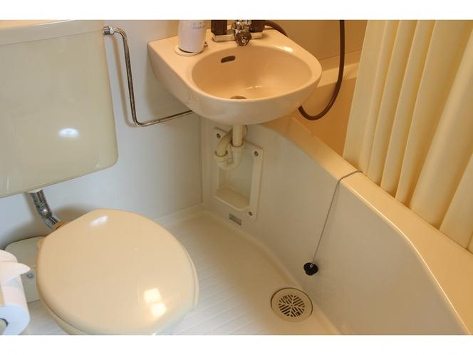 バストイレ付洋室 バストイレ付洋室のお部屋