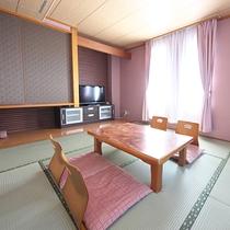 【和洋室】最大6名様でご利用いただける和洋室もご用意しております。