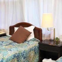 【トリプル】ご家族で、お仲間で、素敵なお時間を過ごしていただけるようトリプルのお部屋もご用意。