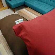【二段ベッド】嬉しいYogibo♪天国の座り心地であなたを包み込みます。