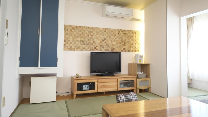 【和室】10畳★芦ノ湖ビュー★デザイン性の高い和室です♪