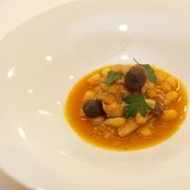 【夕食メイン】この秋冬の夕食メニュー。鶏肉のボスカイオーラ♪美食に舌鼓を♪