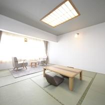 【和室】12畳★芦ノ湖ビュー★ゆったりとした空間で芦ノ湖がお楽しみいただけます!