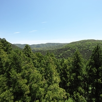 ★マウンテンビュー★眺望和室15畳【最大5名利用】壮大な山々の眺望と広さのあるお部屋です♪
