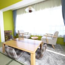 【和室】12畳★芦ノ湖ビュー★眺望が良い人気のお部屋です♪
