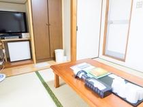 10.5畳の和室