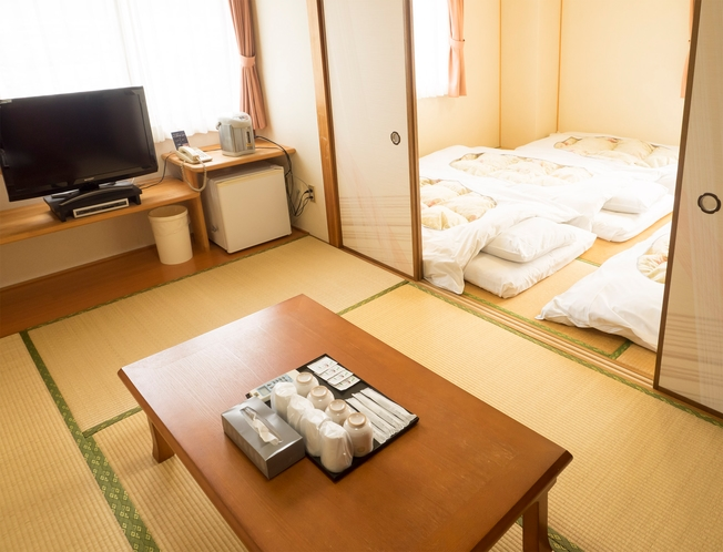和室14畳(13号室)