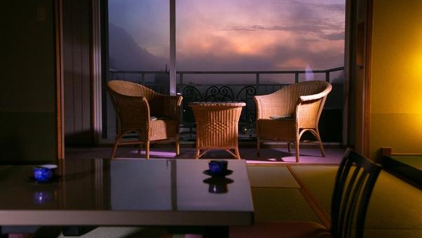 ◆温泉街ビュー◆和室12畳 〜景色を眺める人気のお部屋〜