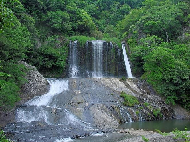 九重町・龍門の滝