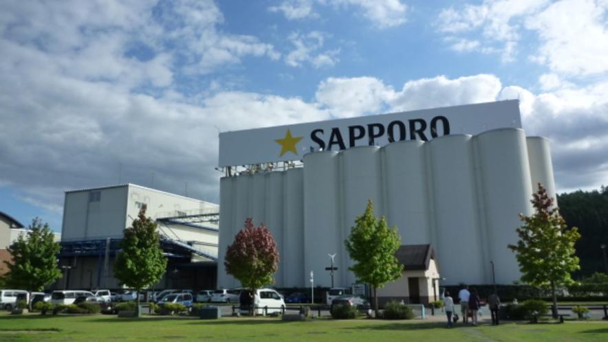 サッポロビ-ル九州日田工場