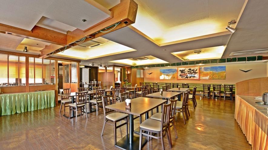 *【館内レストラン】朝食、ランチ~夕食もお召し上がりいただけます。