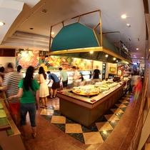 *料理/夕食は焼肉・お寿司食べ放題です!別館レストラン「焼肉バンボシュ」