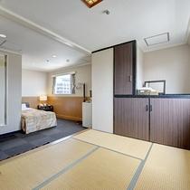 *客室一例/和洋室