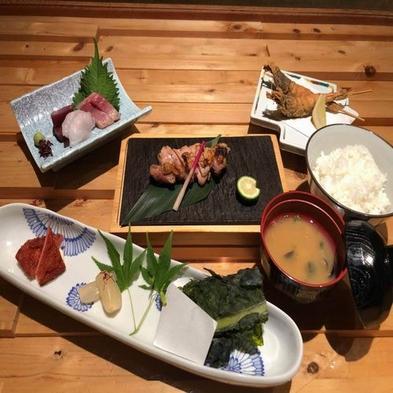 ◎地元の酒通が行く居酒屋<稲田屋>へご案内☆うれしい♪2食付スタンダードプラン◎