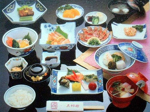 御夕食は季節の「和」会席料理 おすすめ2食付プラン