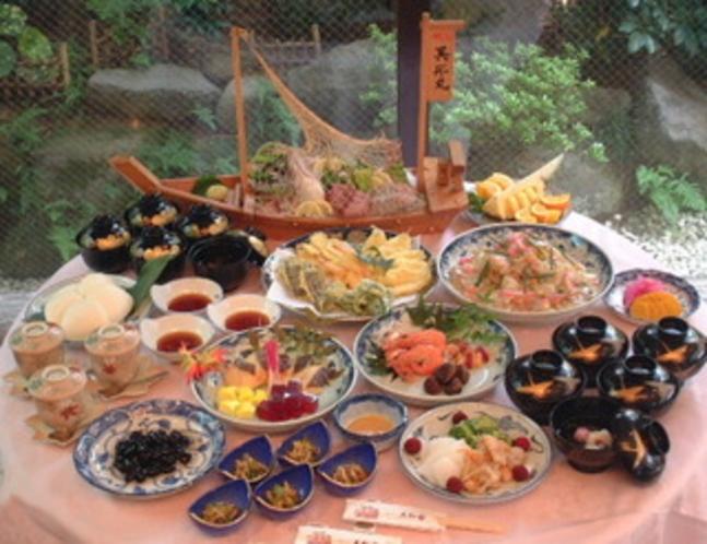 長崎しっぽく料理(秋)