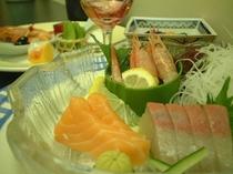 季節の会席料理(イメージ)